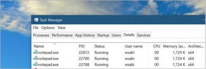 Win10 Build 19541更新:改善Cortana和任务管理器体验的照片 - 3