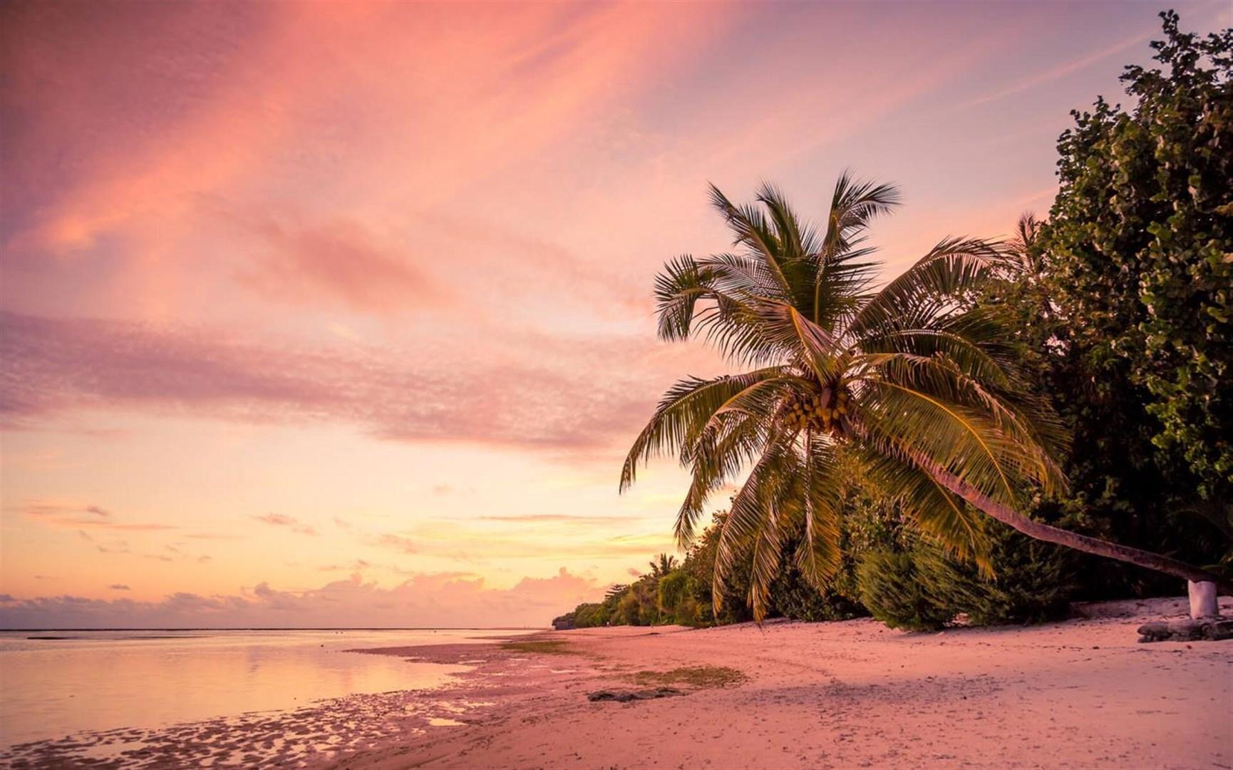 """Win10""""Beach Glow""""海滩美景免费主题发布的照片 - 5"""