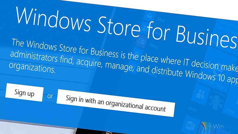 微软计划关闭Win10的商业商店和教育商店的照片
