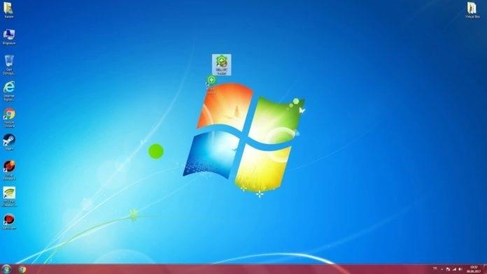 微软发布KB4539602 修复Win7黑色壁纸问题的照片