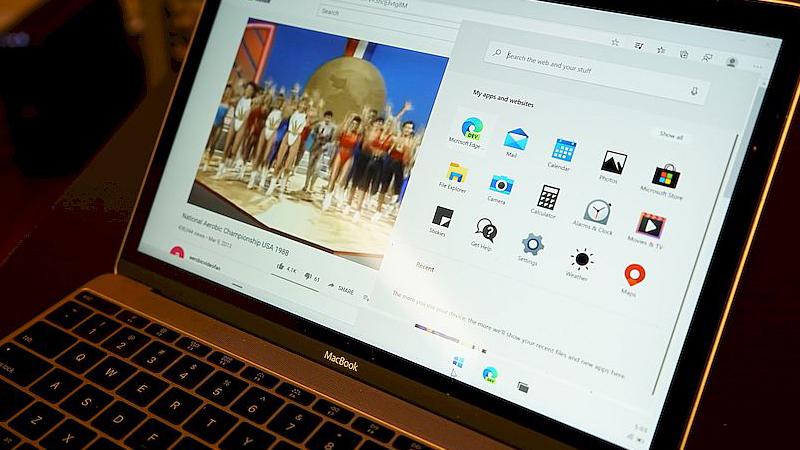 苹果MacBook能完美运行Win10X系统的照片 - 1