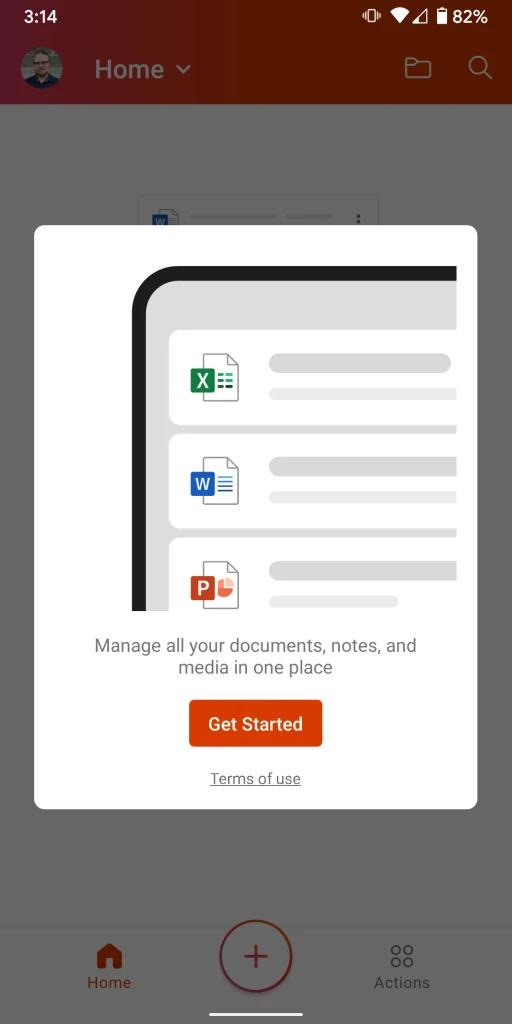 Word Excel PowerPoint等Office App正式版免费发布的照片 - 4