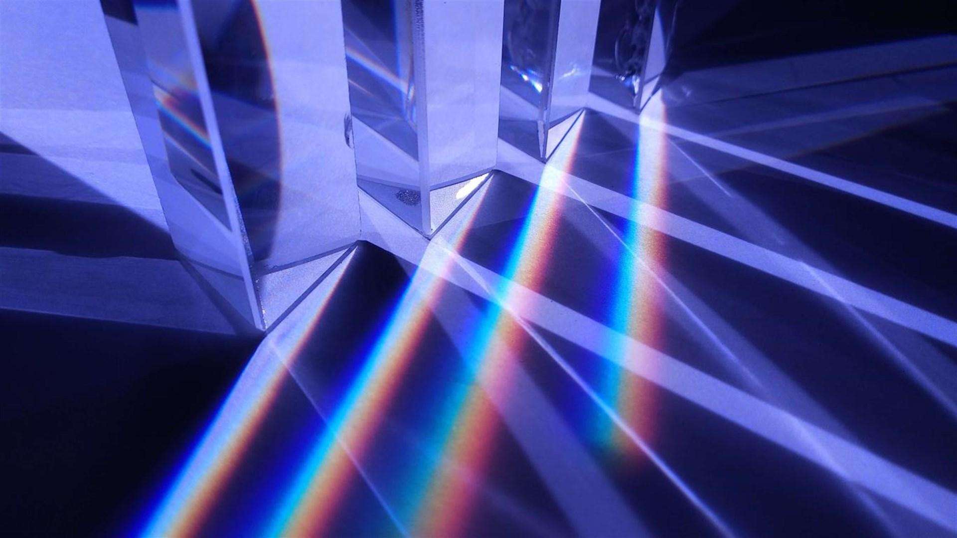 """Win10""""光的折射""""4k免费主题发布的照片 - 4"""