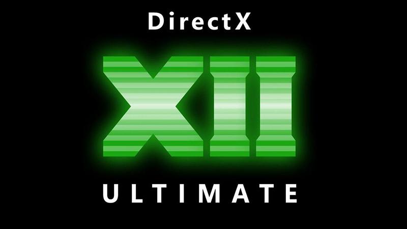 微软正式对Win10 20H1版系统DX12功能大升级的照片 - 1