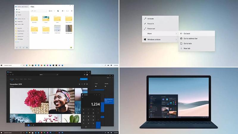 微软暗示将对Win10进行大规模改进的照片