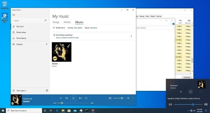 微软正在将Win10X的诸多优秀特性引入桌面平台的照片 - 3