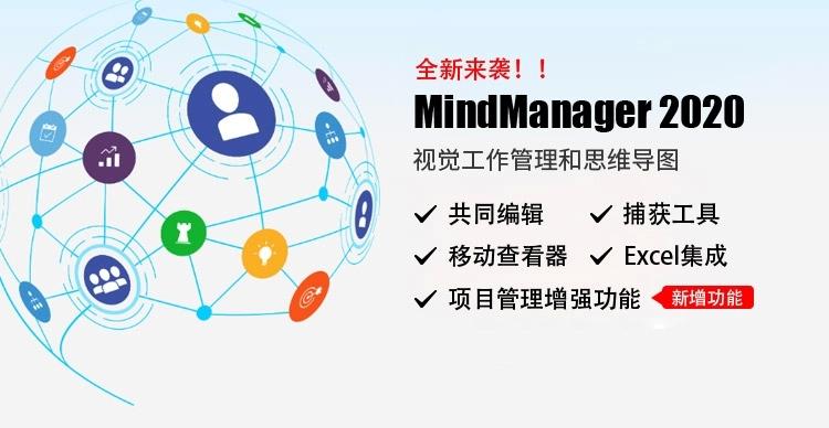 MindManager  2020 v20.1.237 特别版的照片 - 2