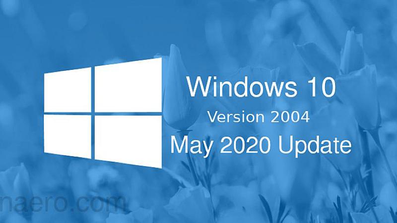 Win10下个功能更新正式命名May 2020 将于下月发布的照片 - 1