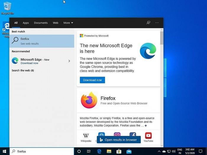 Windows Search推荐用户使用新Edge浏览器的照片 - 3