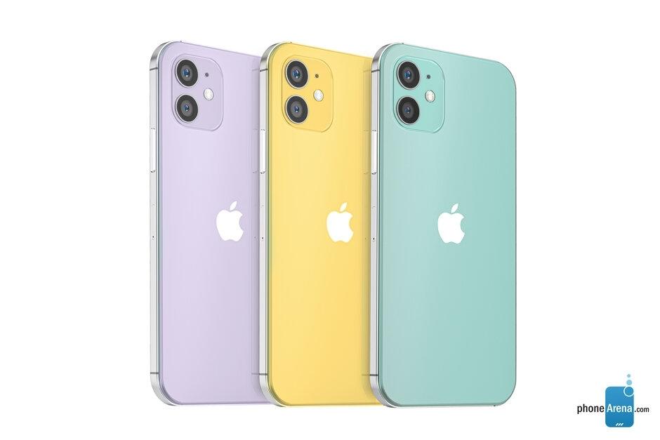iPhone 12全系四款新机外形曝光:售价比iPhone 11便宜的照片 - 3