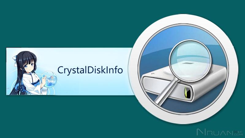 CrystalDiskInfo  v8.5.0 绿色版的照片 - 1