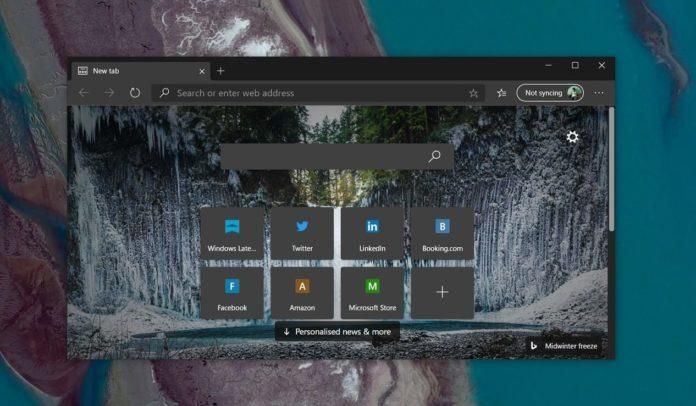 微软新版Edge确认将随Win10 2020年5月更新一同推出的照片 - 2