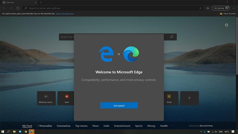 微软新版Edge确认将随Win10 2020年5月更新一同推出的照片 - 1