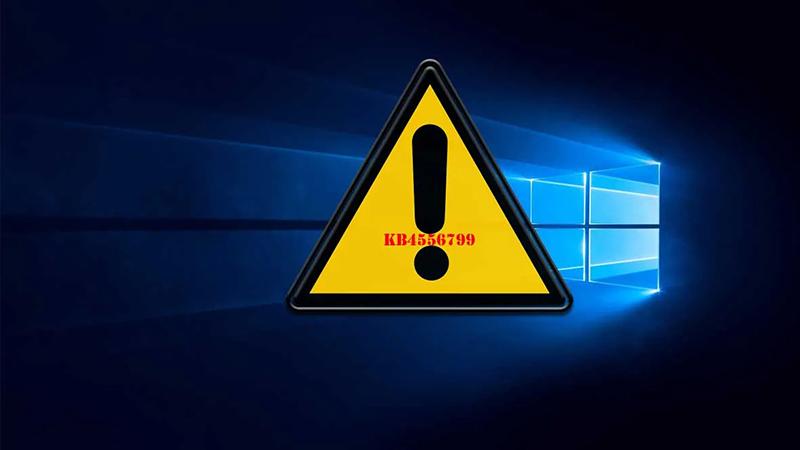 Win10 KB4556799又出音频故障以及用户配置文件错误的照片 - 1