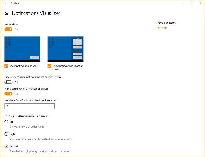 Win10 2004引入了管理应用程序通知的新选项的照片 - 3