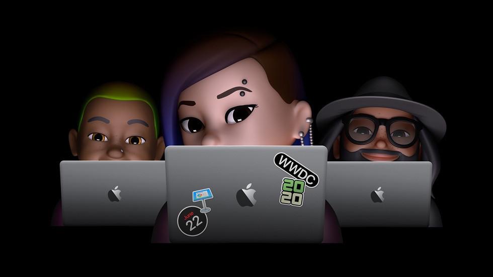 苹果在线WWDC2020主题演讲将于23日凌晨全球直播