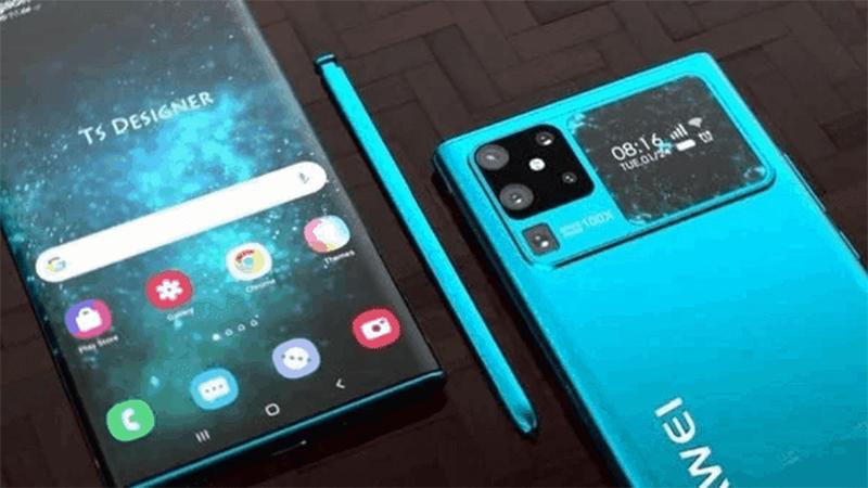 5nn麒麟+5倍潜望式光变 华为Mate 40手机将于国庆节发售
