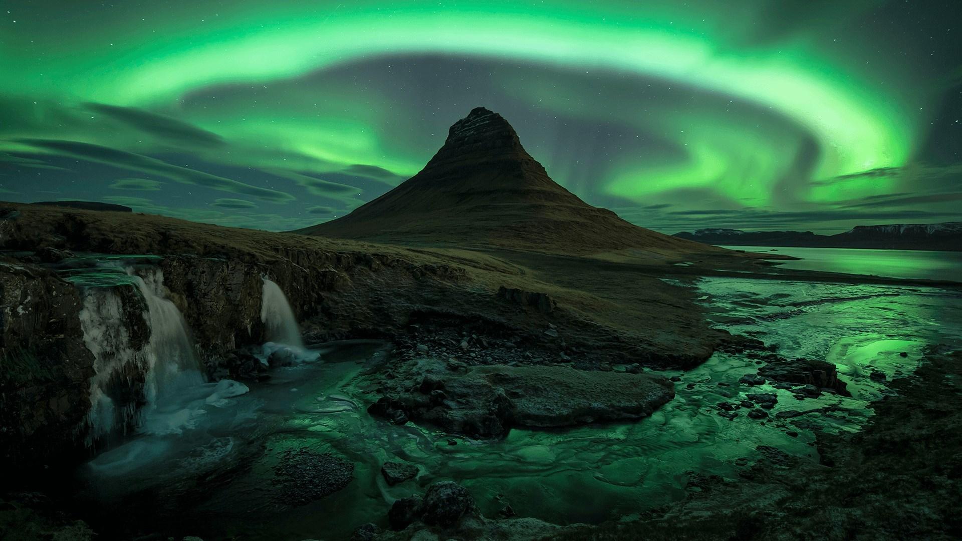 """绚丽的夜空,Win10"""" Night Skies""""4k免费主题的照片 - 2"""