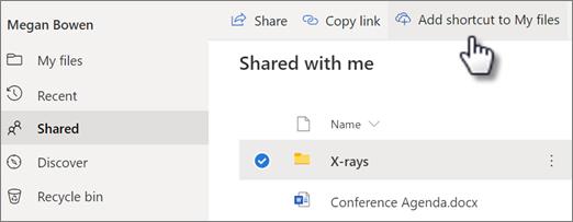 微软新功能让OneDrive共享文件夹访问变得更容易的照片 - 2
