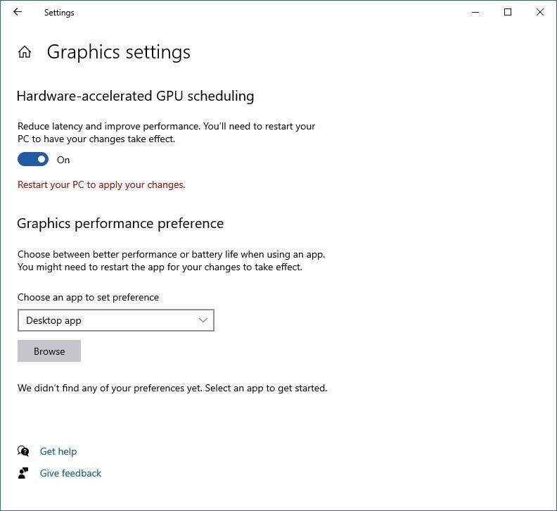 AMD驱动更新:终于支持Win10硬件加速GPU调度的照片 - 2