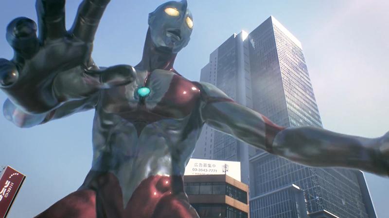 《奥特曼》ULTRAMAN N/A 首部CG电影预告发布的照片