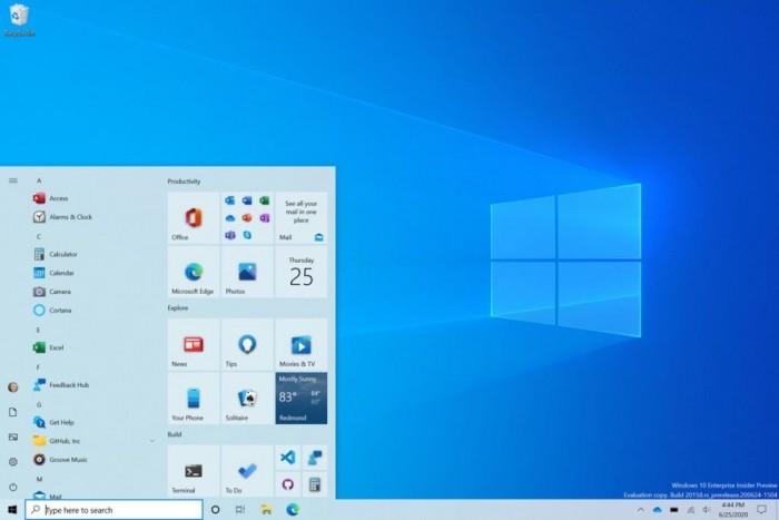 微软发布Win10全新开始菜单,引入纯色背景的照片 - 4