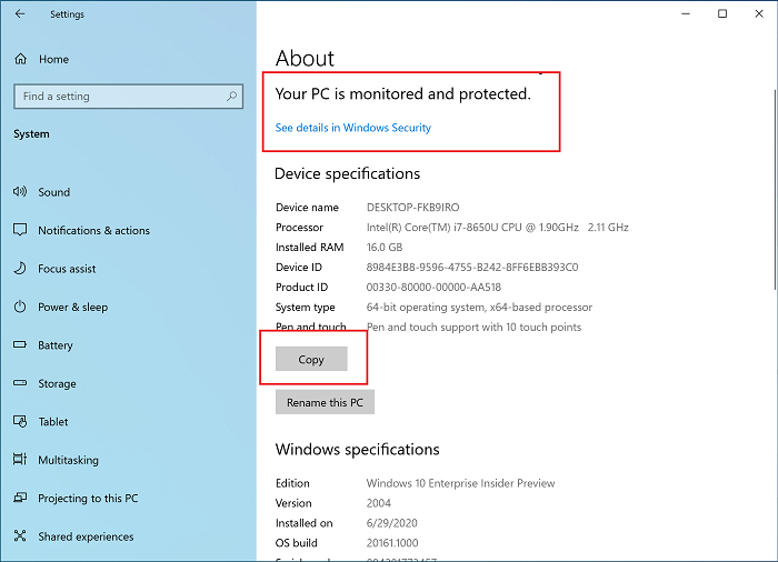 微软推送Win10 Build 19042.421测试版 引入新版开始菜单的照片 - 7