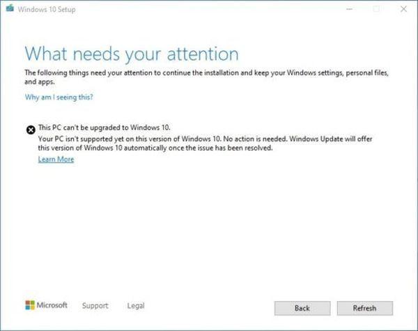 微软于七月底修复了4处严重BUG,包括Storage Spaces问题