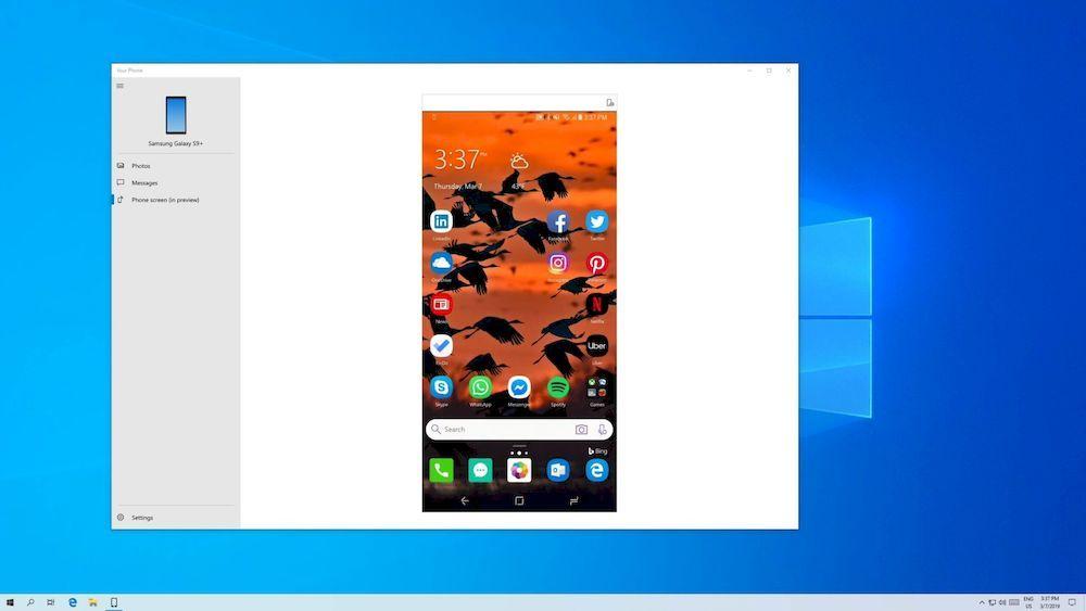 为何Win10的Android应用投屏功能仅限于三星手机?的照片 - 4