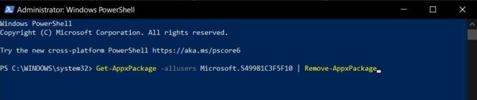 从Win10中删除Cortana已较此前更加容易的照片 - 2