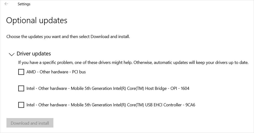 微软确认设备管理器的驱动升级功能已被Windows Update取代的照片 - 3