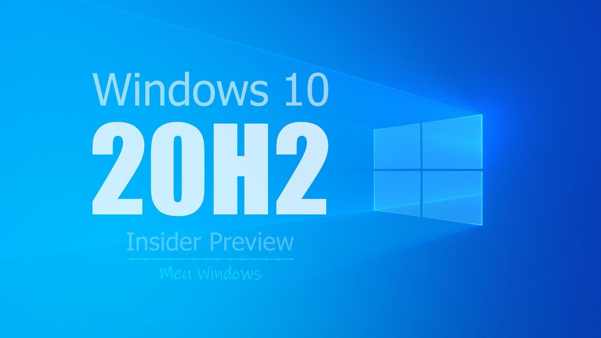 Win10 20H2功能更新即将发布 已登陆Release Preview频道的照片 - 1