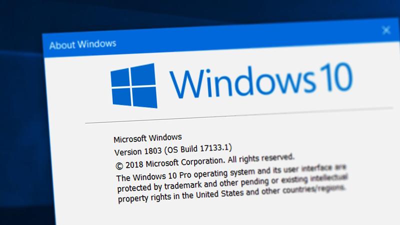 微软将Win10 1803版本的生命周期延长6个月的照片