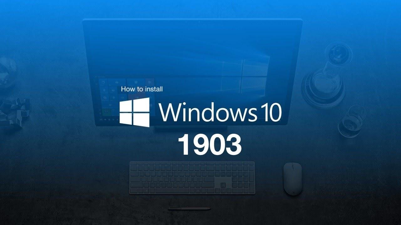 Win10 Version 1903将于12月8日停止支持的照片 - 1
