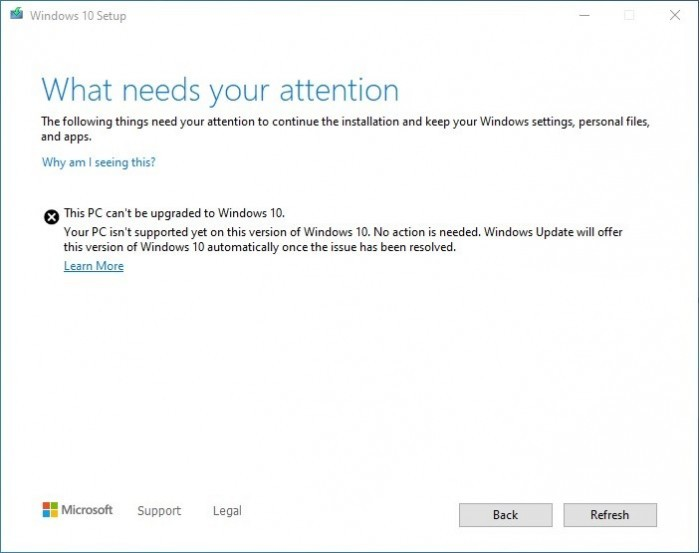 微软下决心修复Win10最糟糕的问题:令人恐惧的系统更新的照片 - 3