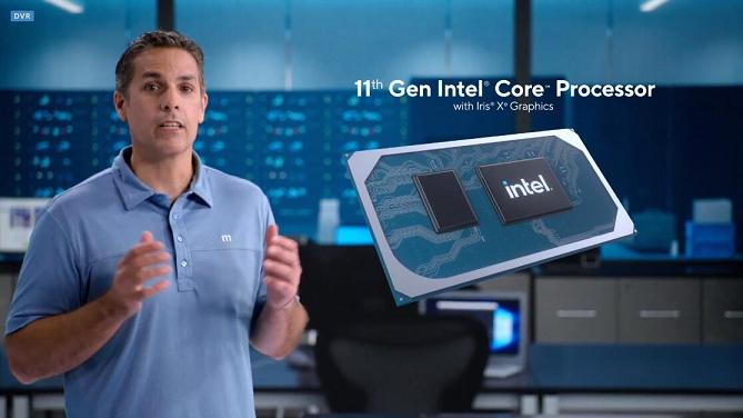 11代酷睿新系列上市:低压轻薄本今年有哪些硬件新标准?
