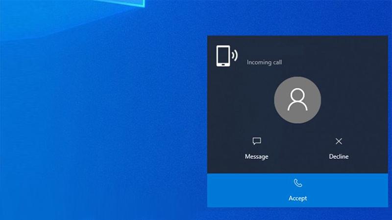 微软已移除Win10中用于通话的相关代码
