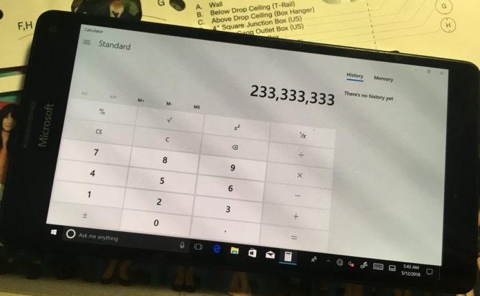 开发人员在手机上运行Win10 21H1 并实现了蜂窝网络支持的照片 - 3