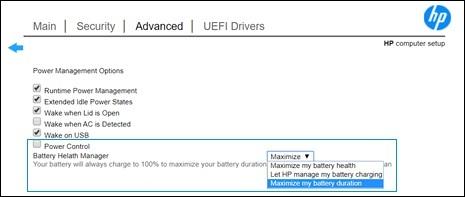 Win10更新KB4583263将提高惠普设备的电池续航时间的照片 - 3
