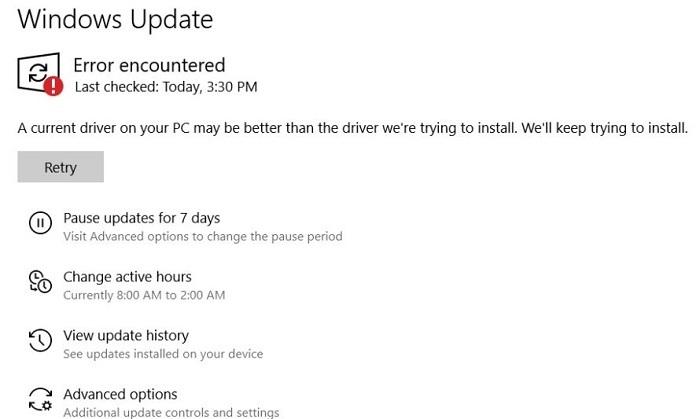 Win10更新将修复困扰用户已久的循环安装问题的照片 - 2