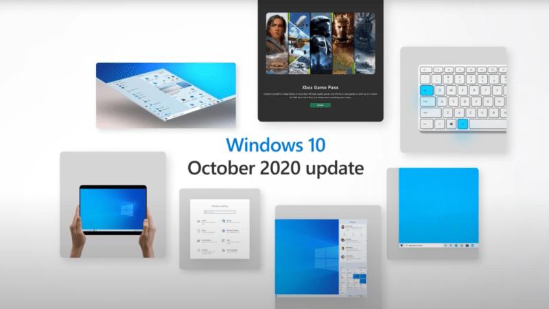 Win10 October 2020功能更新改进一览的照片 - 1