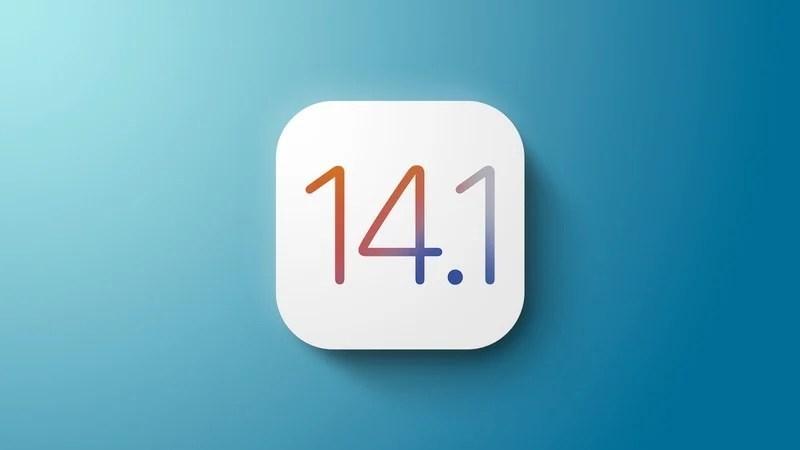 苹果发布iOS 14.1和iPadOS 14.1 带来了多项Bug修复的照片