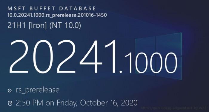 Win10 Build 20241发布:应用启动屏幕可跟随系统主题的照片 - 1