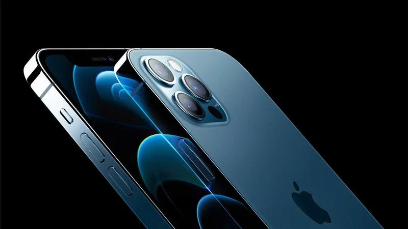 iPhone 12到底有多蓝?摸了真机的人告诉你的照片 - 1