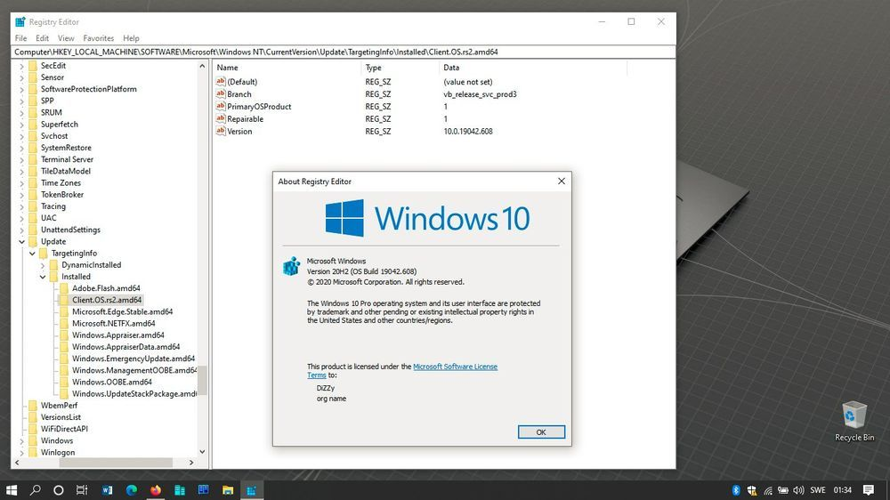 "Win10 Build 19042.608发布:任务栏新增""Meet Now""按钮的照片 - 1"