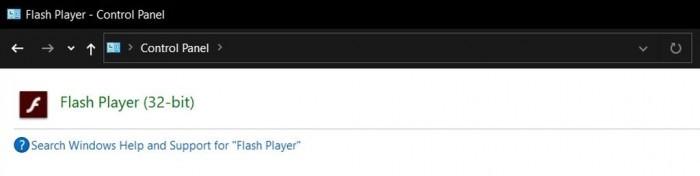 微软发布更新KB4577586:删除Flash Player的照片 - 3