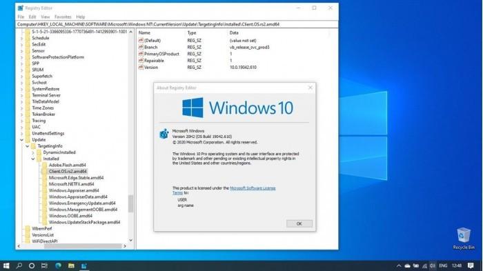 可选更新KB4580364发布:Win10升至Build 19042.610的照片 - 4