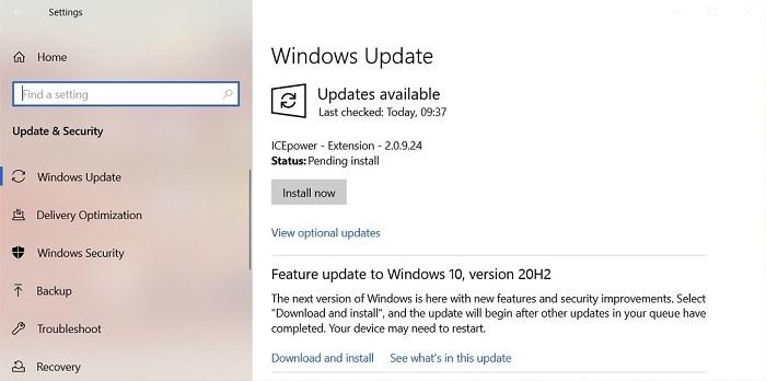微软已确认Win10 20H2存在蓝屏和强制重启的问题的照片 - 2