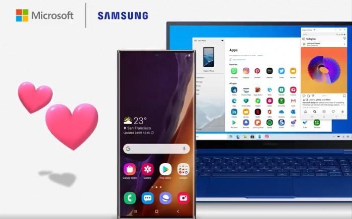 Win10 Your Phone功能仍为三星Galaxy独占的照片 - 1